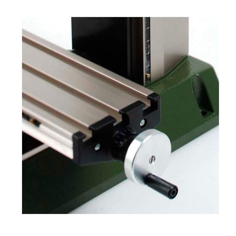 Micro fresadora proxxon mf 70 for Mesa para fresadora