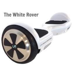 Patinete Urban Rover blanco