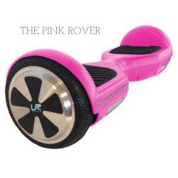 Patinete Urban Rover rosa electrico