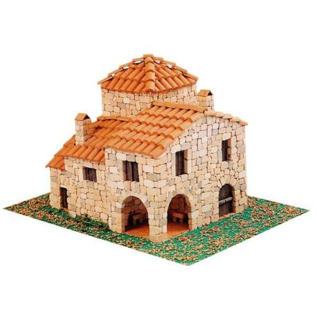 Casa rural 2 casa de construccion piedra natural cuit - Construccion casas de piedra ...