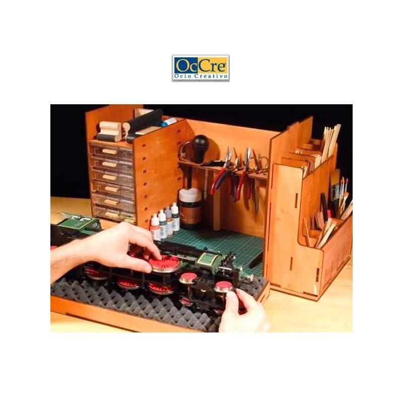 Mueble taller portatil occre - Muebles kit espana ...