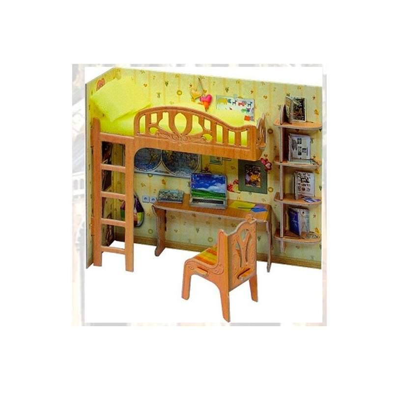 Muebles casa munecas carton 20170810042136 - Casas de muebles ...