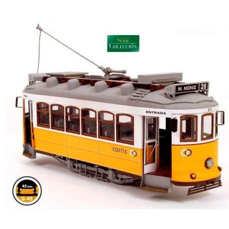 Maqueta tranvia Lisboa 1:24 Occre