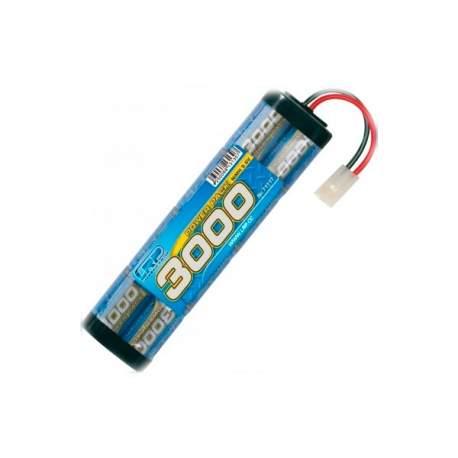 Batería LRP NiMh 9,6V-3000 mAh Powerpack