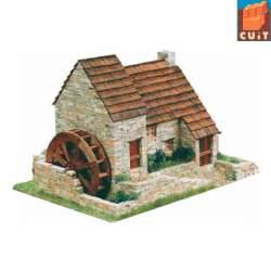 Construcción en piedra, Casa Old Cottage 1- Cuit