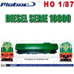 Equipo sonido Loksound Decoder para locomotora diesel 308