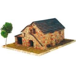 Casa rural de Huesca Cuit casa para construir en piedra natural
