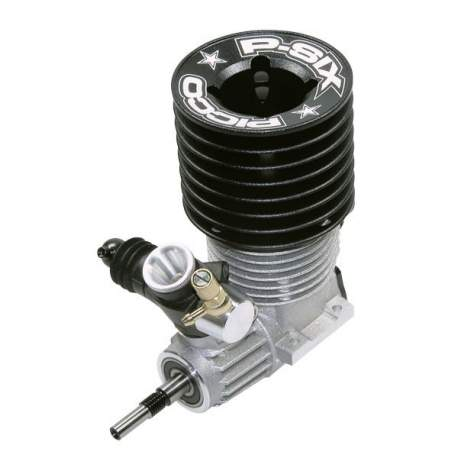 Motor termico para coche PICCO P-SIX MAX .21 TURBO
