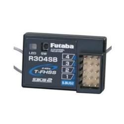 Receptor Futaba R-304SB 2,4GHz