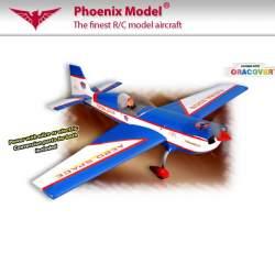 Avión EXTRA 330S .61-.91/15cc GP/EP 1:4 ½ ARF Phoenix Model