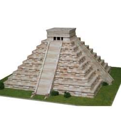 Templo de Kukulcán 1:75 Aedes Ars kit de construccion