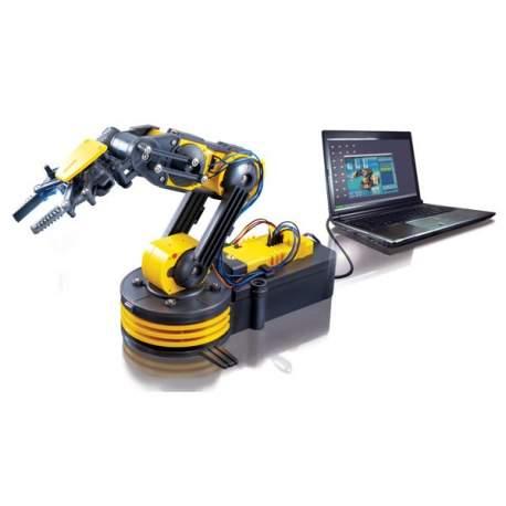 Kit Brazo robotico con cable Cebekit programable USB