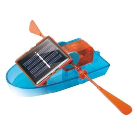 Barca Solar en kit Cebekit