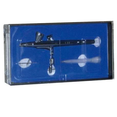 Aerografo doble acción AB-200 0.2 mm 15- 30 psi Chaves