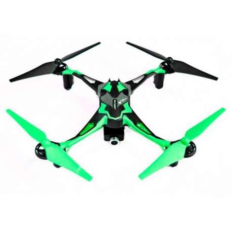 Multicoptero Cuadricoptero Galaxy Visitor 6 RTF FPV Nine Eagles color verde