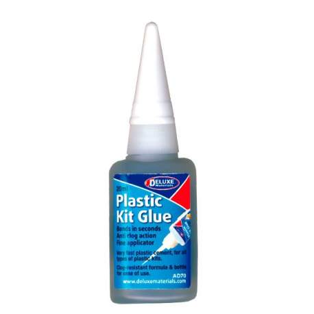 Pegamento Plastic Kit Glue ideal para maquetas