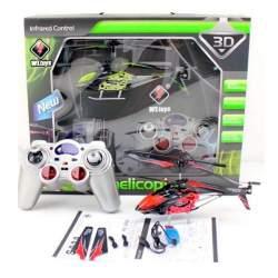 Helicoptero micro RTF por infrarojos WLtoys