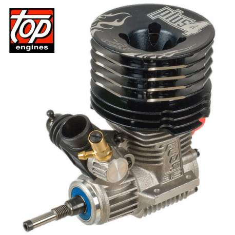 Motor TPLUS21-4BTT 3.5cc Off Road Top Engines para coches rc
