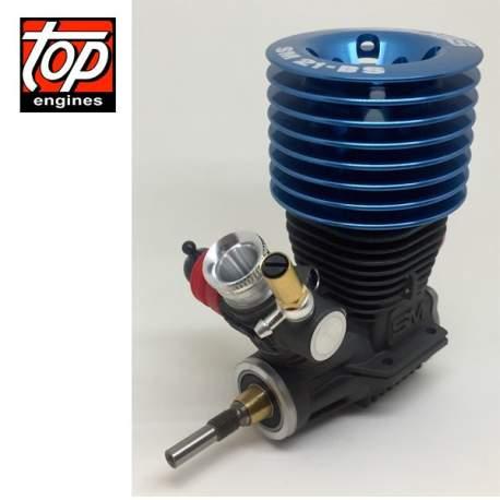 Motor BOSS SM 21B5 3 Top Engines para coches rc
