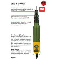 Taladradora / Fresadora MICROMOT 50/EF Proxxon