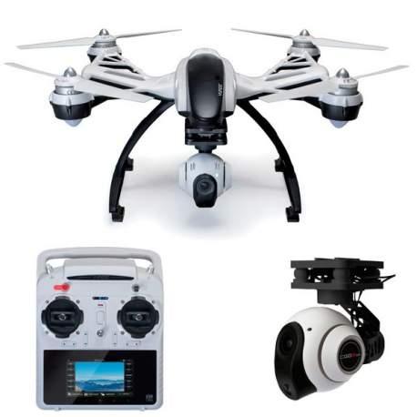DRONE YUNEEC Q500 TYPHOON RTF FPV