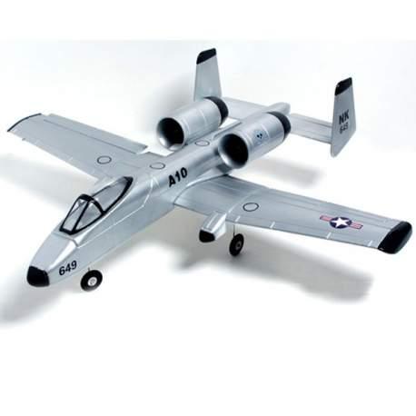 Avión RC eléctrico Guanli A-10 RTF de foam