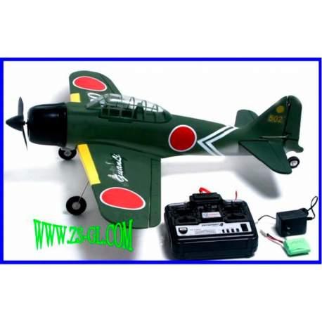 Avión RC eléctrico Guanli Zero RTF de foam
