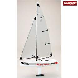 Velero rc Micro Magic Graupner Modellbau