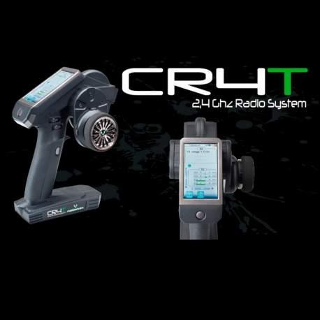 Emisora Absima CR4T 4 Canales 2.4 Ghz Pantalla tactil