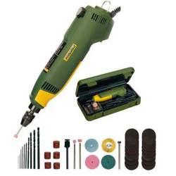 Taladradora Proxxon FBS 240/E + Caja 43 herramientas