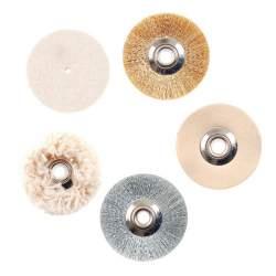 Surtido de discos de pulido lijadora Proxxon SP/E