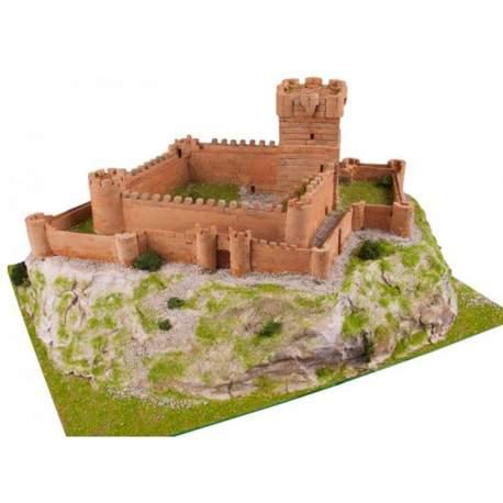 Maqueta Castillo de la Atalaya (Villena), keranova, kits de construccion en ceramica