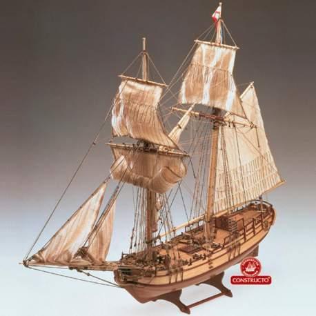 Maqueta naval Halifax 1:35