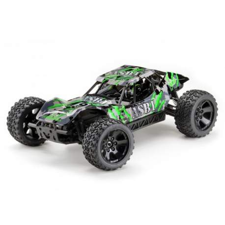 """1:10 EP Sand Buggy """"ASB1"""" 4WD RTR Waterproof Tipo Desert"""