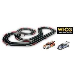 Circuito Ninco LEON CUP RACER WICO SET Analogico (CONSULTAR DISPONIBILIDAD)