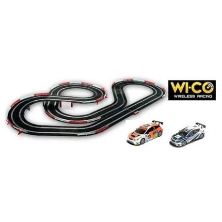 Circuito Ninco LEON CUP RACER WICO SET Analogico