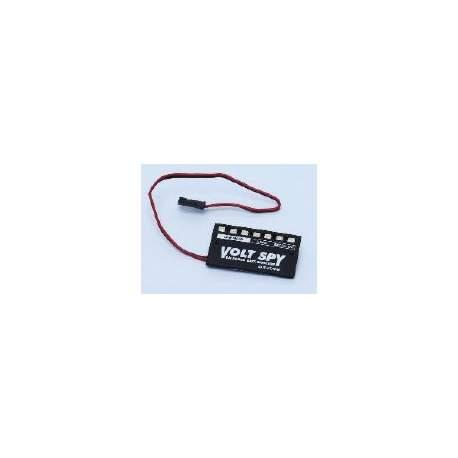 Indicador de estado de baterías 4.8v Heli