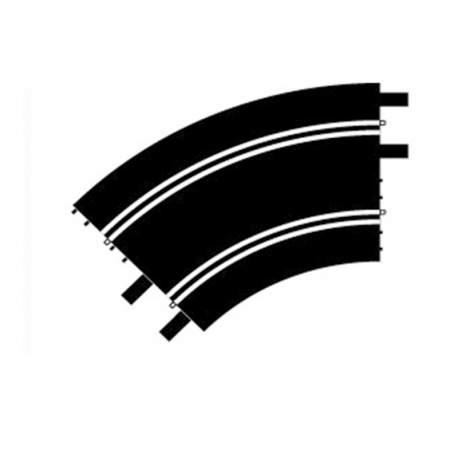 Curva estandar Ninco (2 unidades)