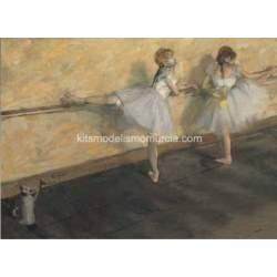 Puzzle 1000 piezas School of Dance de Degas