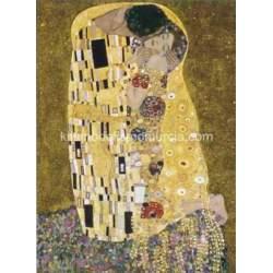 Puzzle 1000 piezas Der Kuss, de Klimt