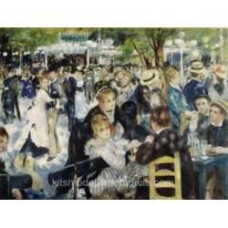Puzzle 1000 piezas Moulin De La Galette de Renoir (CONSULTAR DISPONIBILIDAD)