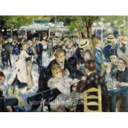 Puzzle 1000 piezas Moulin De La Galette de Renoir