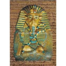 Puzzle 1500 piezas Tutankhamon, Arte egipcio