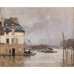 Puzzle 2000 piezas La Barque Pendant Lino de Sisley