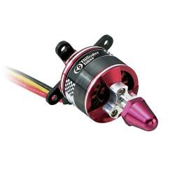 Motor avión RC eléctrico Brushless/RE292807 Rot. Ext