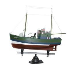 Soporte para barcos de aluminio