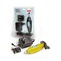 Mini taladro eléctrico con varias brocas (CONSULTAR DISPONIBILIDAD)