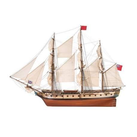 Maqueta naval H.M.S. Surprise 1796 1:35