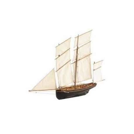 Maqueta naval La Cancalaise 1:35