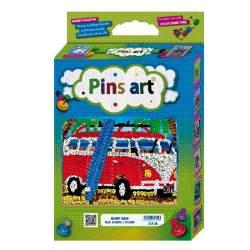 PINS ART SURF BUS